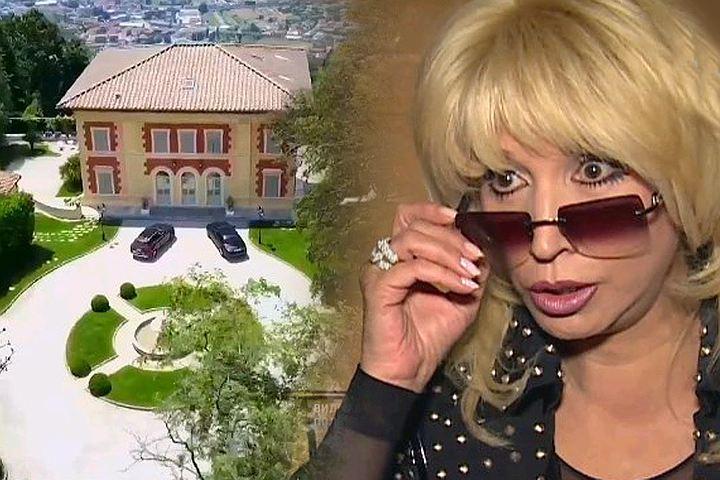 Ирина Аллегрова променяла квартиру в Майами на виллу в деревне русских олигархов