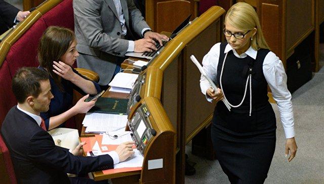 Тимошенко рассказала о мольбах жителей Львова вернуть Януковича