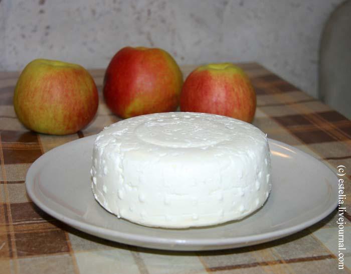 Рецепт осетинского сыра в домашних условиях видео