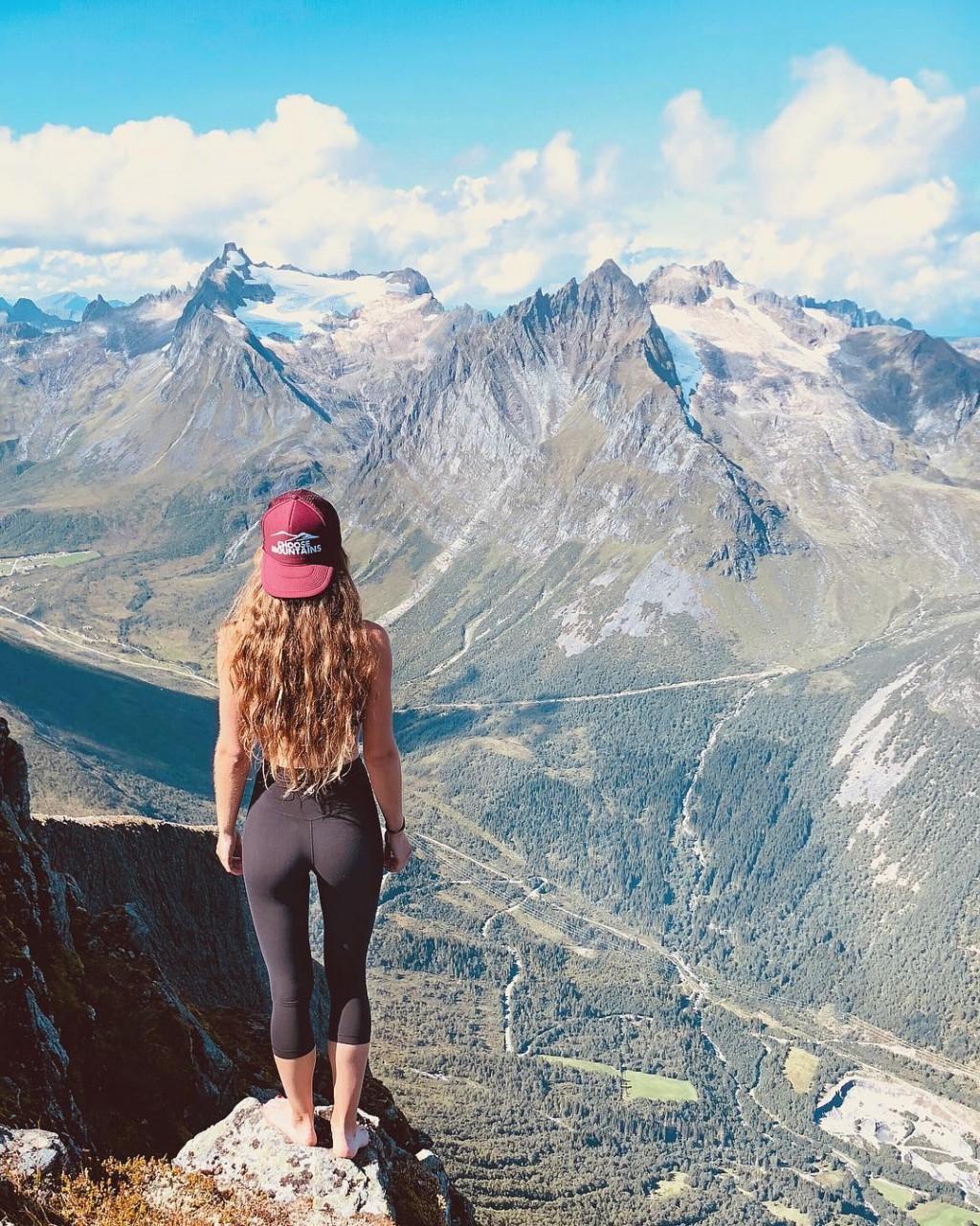Замечательные снимки горных пейзажей