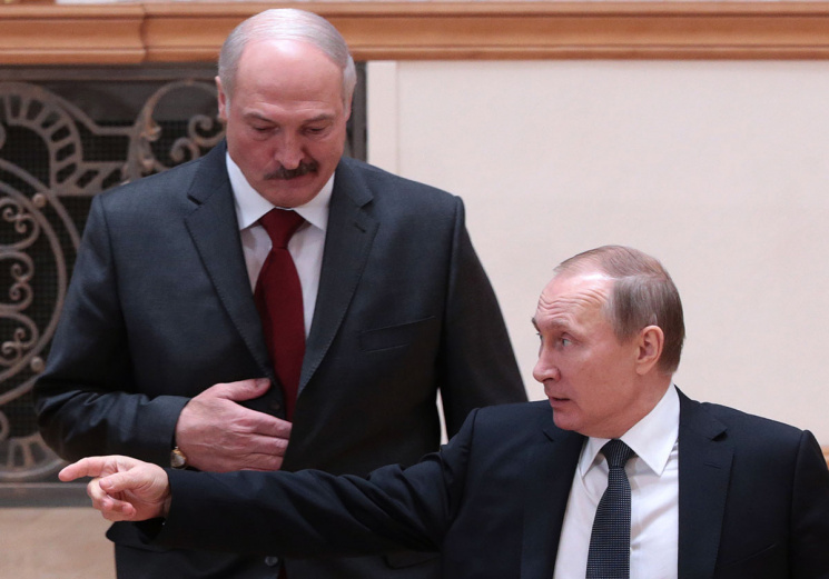 О войне за независимую Беларусь