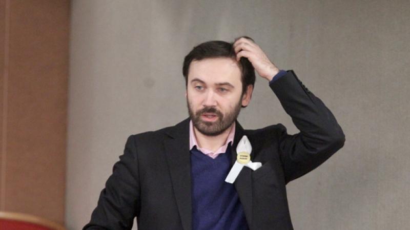 Илья Пономарев проболтался о главных проблемах Украины: Здесь нет государства и здравого смысла