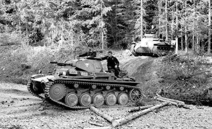 Почему танкисты Гитлера избе…