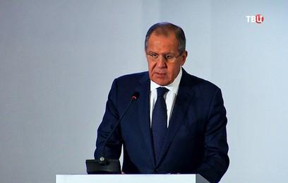 Лавров сообщил о создании ФСБ базы данных террористов