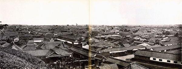 Первые кадры популярных городов