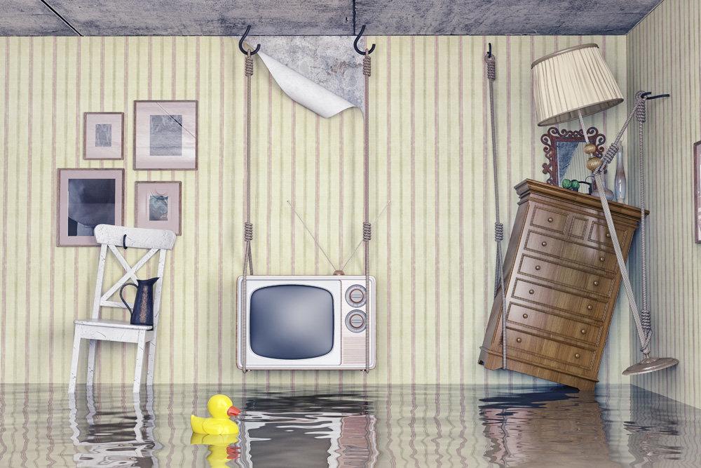 соседи затопили квартиру что делать и куда обращаться Империи