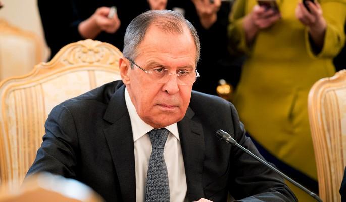 Что успокаивает Лаврова на переговорах