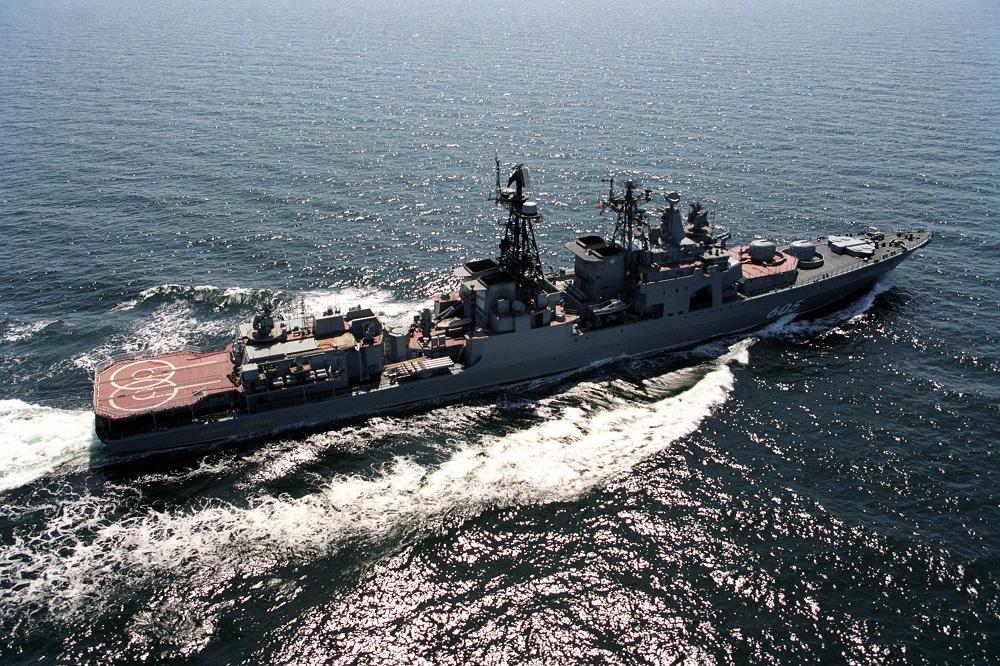 Министерство обороны проведет модернизацию Северного и Тихоокеанского флотов