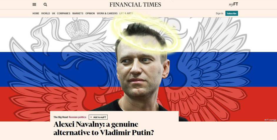 Шеф, все пропало! Клиента снимают! -  зарубежные СМИ о недопуске Навального к выборам