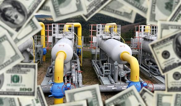Суд Киева постановил взыскать с«Газпрома» $6,7 млрд