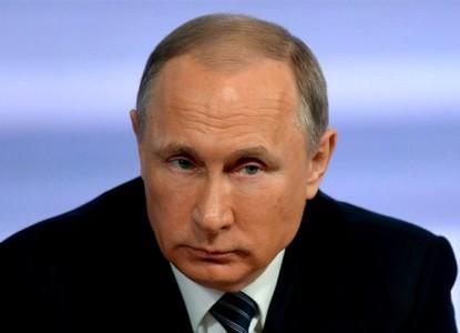 Украинские СМИ: Путин сожжет последний сине-желтый флаг в Киеве