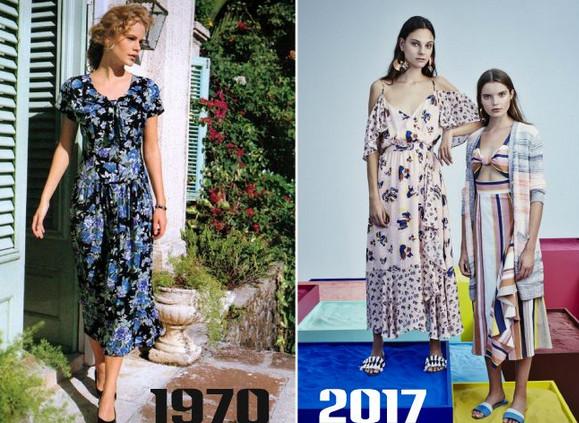 Вещи из прошлого, которые снова в моде...