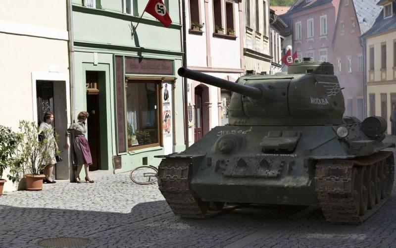Болеют за вермахт: Украина борется с «Т-34» в США