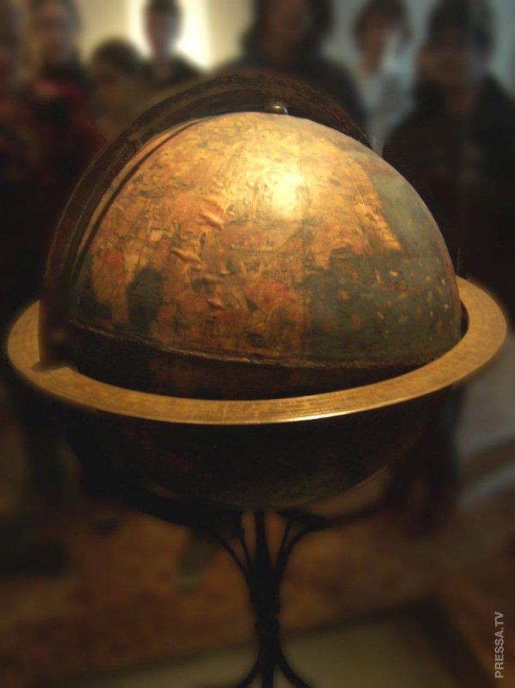 Самый старый в мире глобус
