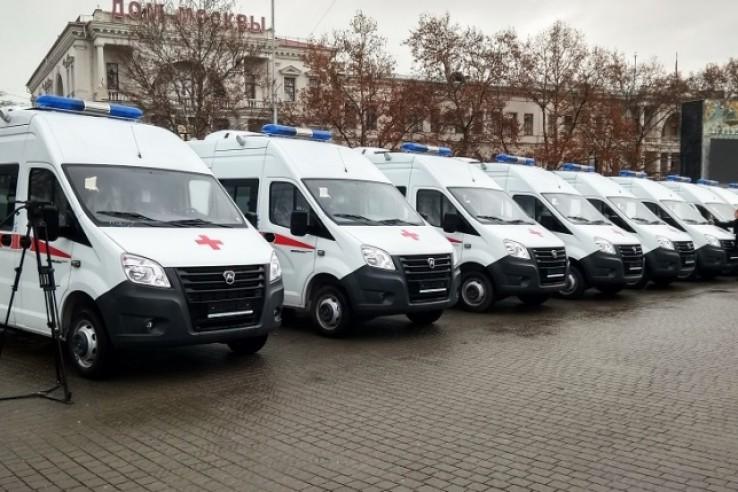Минпром РФ подарил Севастопо…
