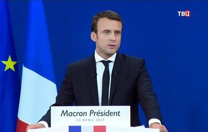 Первый тур парламентских выборов во Франции запомнился рекордно низкой явкой