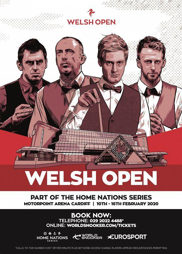 Welsh Open 2020. Результаты,…