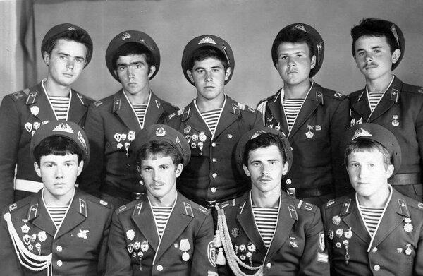 """Как обязан был выглядеть """"Советский дембель"""""""