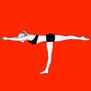 5 асан йоги, благодаря которым ты сможешь легко похудеть!