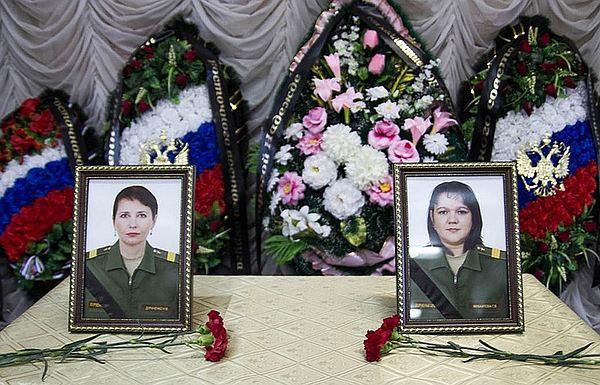 Сирия: российским медсёстрам посмертно присвоено звание героев