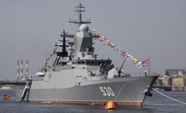 Корвет «Громкий» — будущее российских ВМС