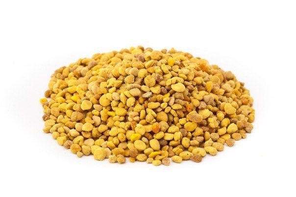 Лечение мёдом, пыльцой и пергой