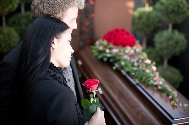 похороны в украине традиции