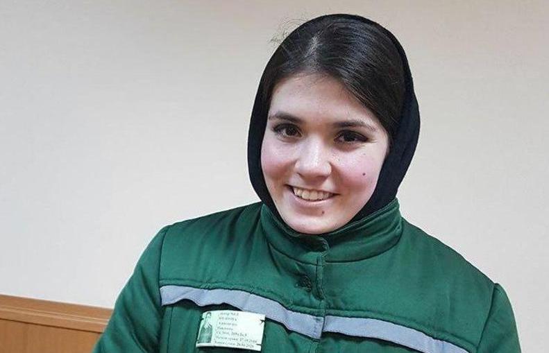 Так, например, случилось с российской студенткой Варварой Карауловой, которую успели перехватить на границе Сирии. Источник: Яндекс-картинки