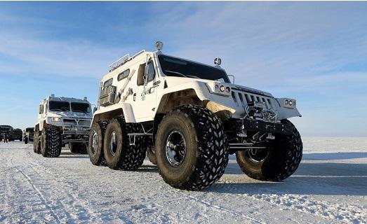 Минобороны приступило киспытаниям новой военной техники вАрктике