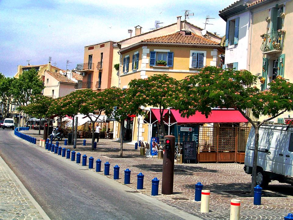 ТУРИЗМ. Мартиг(Martigues),Франция