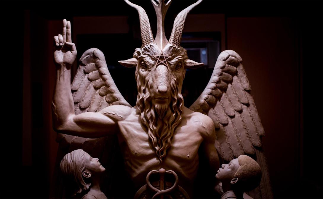 В США открыли храм Сатаны