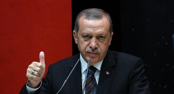 Вот те на!!! Эрдоган сделал …