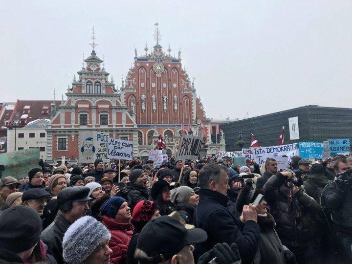Рижский градоначальник как мини-Янукович