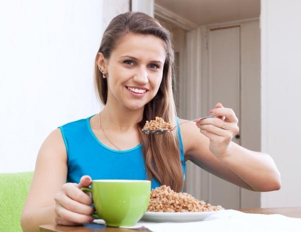Гречневая диета — очищаем ор…