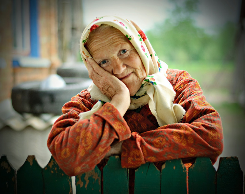 «Я не хочу быть старой бабко…