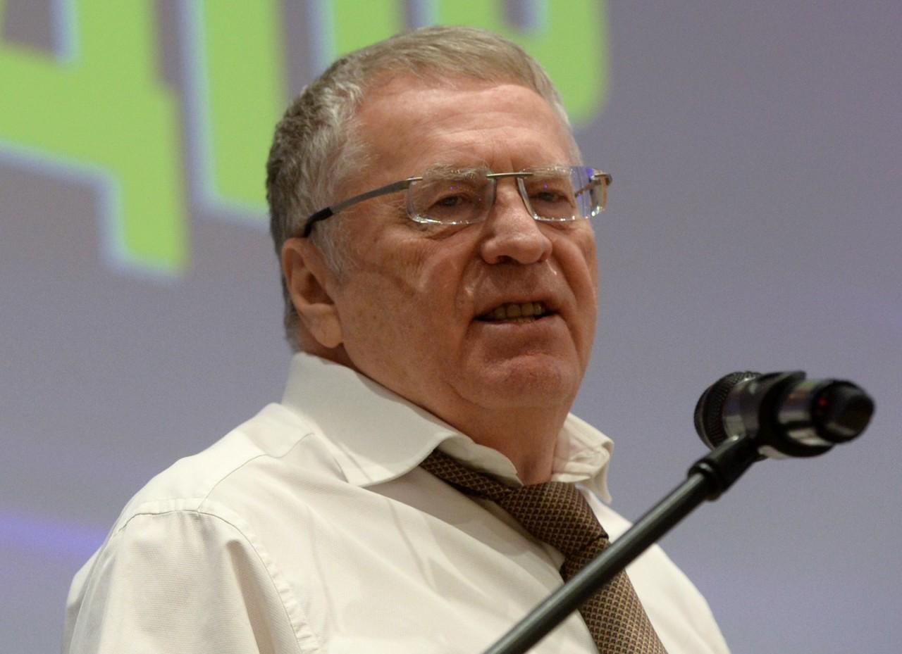 Жириновский предложил избирать в Госдуму только москвичей