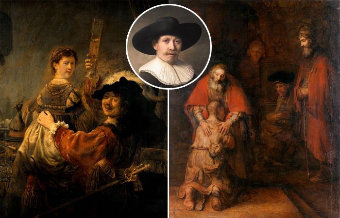 Тема блудного сына на картинах Рембрандта: величайшая эволюция жизни и творчества мастера