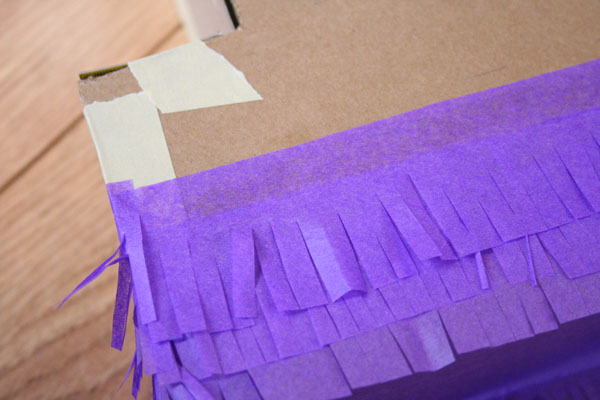 Как сделать цифру 5 из картона и салфеток своими руками