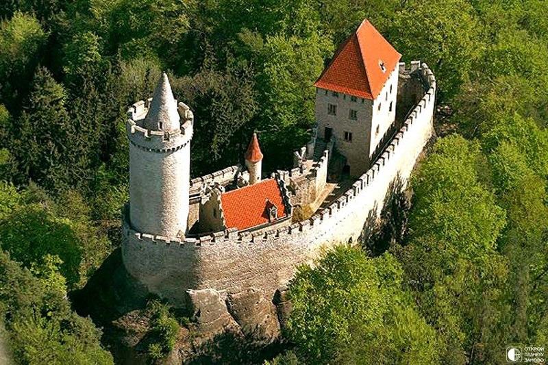 Крепость Кокоржин