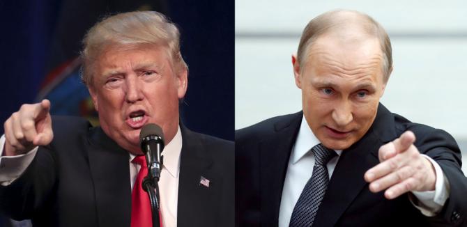 Трамп начал говорить фразами Кремля