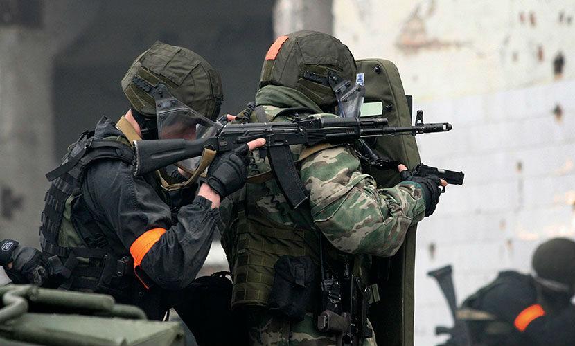 ВАЖНО: В Ингушетии боевики а…