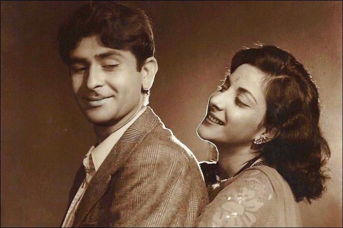 Болливудская любовь — самый известный «бродяга» Радж Капур и «мать его фильмов» Наргис