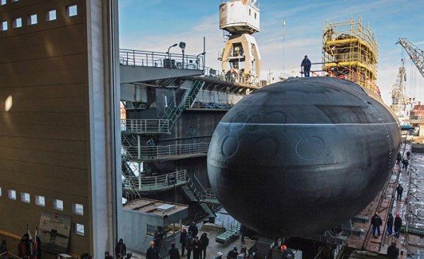 Российская подлодка-невидимка, с которой не хочет воевать ни одна страна в мире
