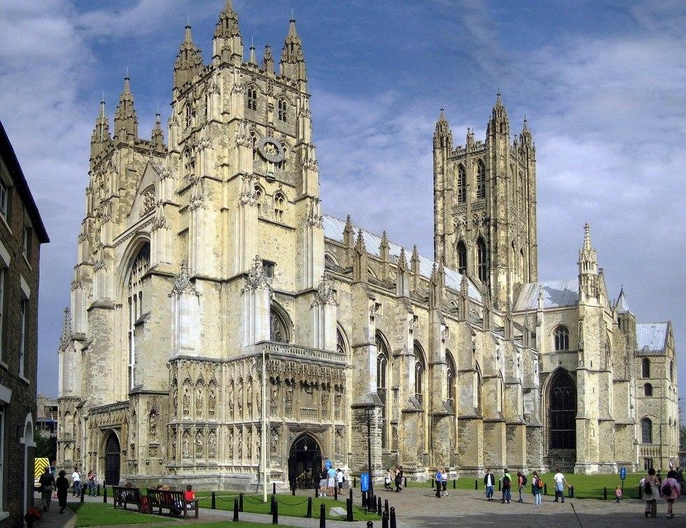 Кентерберийский собор: главный храм Британии