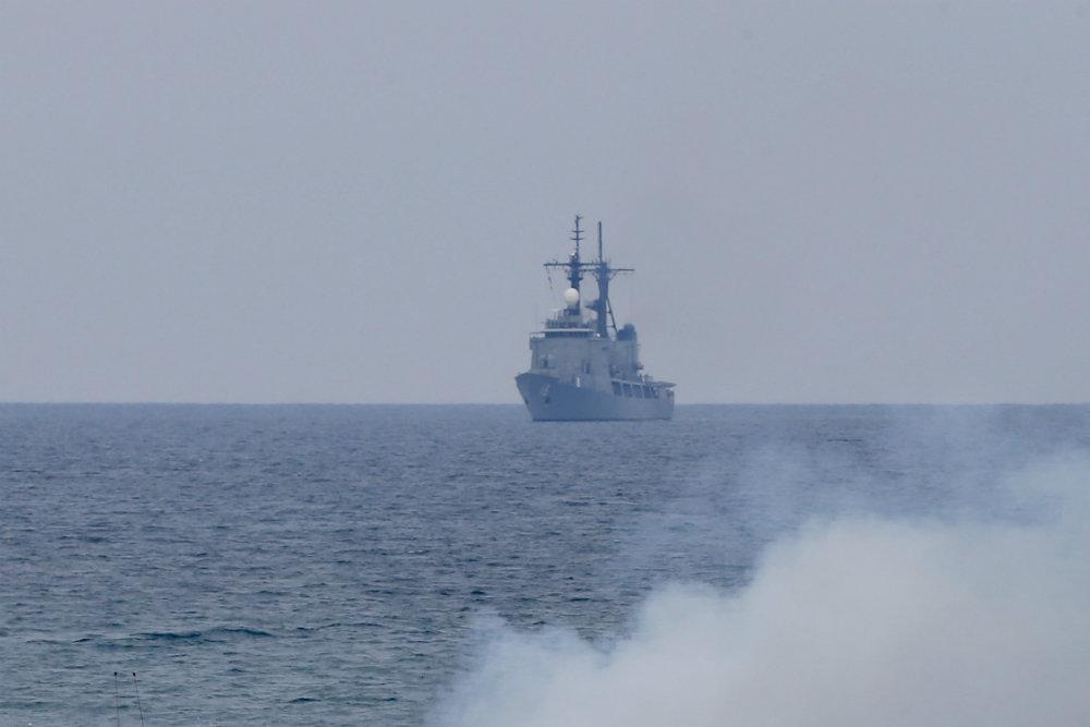 Американский эсминец демонстративно прошел рядом с базой ТОФ