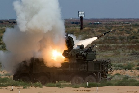 СМИ: Россия сохранит мощную систему ПВО для прикрытия своих баз вСирии