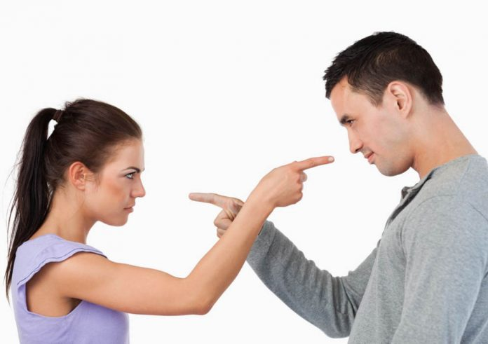 Мужчина был зол на свою жену…
