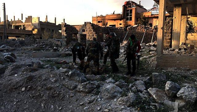 Новости Сирии. Сегодня 21 февраля 2017