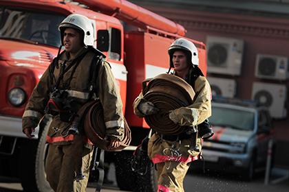 Пожар в московском НИИ имени Бурденко потушен