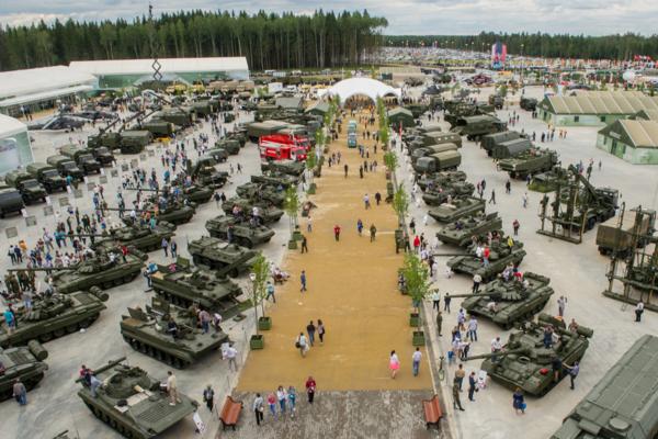 Уралвагонзавод продемонстрирует на «Армии-2017» свыше 40 перспективных разработок